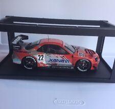 AUTOart 1:18 XANAVI NISSAN SKYLINE NISMO GT-R R34 JGTC GT500 2002 #22 (Retired)