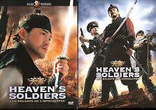 - DVD - HEAVEN'S SOLDIERS LES SOLDATS DE L'APOCALYPSE  -2 dvd