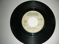 Disco 45 Ashford & Simpson - Nobody Knows / Crazy Warner Bros VG+ 1979