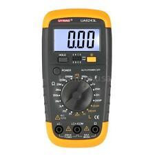 Digital Multimeter Inductance Resistance Capacitance hFE Tester LCR Meter TA