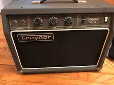 traynor guitar amp.