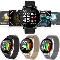 W8 Montre Smart Intelligente Bracelet IP67 Connectee Bluetooth Calorimètre BR