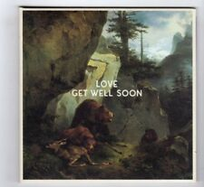 (HX842) Get Well Soon, Love - 2016 New not sealed CD