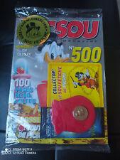 Magazine PICSOU COLLECTOR neuf sous Blister n° 500 LE SOU FÉTICHE DE PICSOU