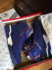 Ewing 33 Hi Royal Blue Suede Size 9 VNDS