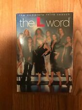 The L Word - The Complete Third Season (DVD, 2006, 4-Disc Set)