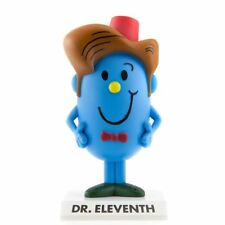 "Mr Men Doctor Who All 4 Doctors 3.75"" Vinyl Figure BBC Official"