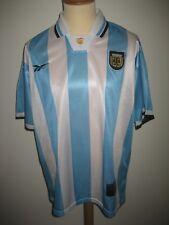 Argentina home AFA football shirt soccer jersey maillot trikot camiseta size XXL