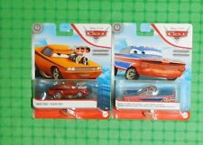 2020 Disney Pixar Cars - Scavenger Hunt - Lot of 2 - Metallic Snot Rod & Ramone
