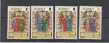 Jersey 1993 Navidad SG, 640-643 Um/M N/H Lote R775