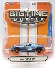 Jada Toys Big Time Muscle Wave 20 2005 Ford GT JDT12006-018