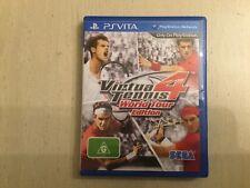 Replacement Case (NO GAME) Virtua Tennis 4: World Tour Edition - PS Vita