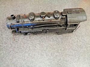 American Flyer S Gauge Very Good Boiler Only #342 AC  Nickel Plate Road 0-8-0