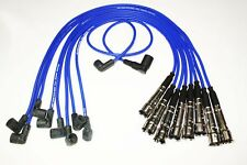 NGK Ignition Lead Set RC-MBL815 fits Mercedes-Benz S-Class 300 SE,SEL (W126),...