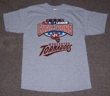 Worcester Tornadoes 2005 CAN-AM League Champions T-Shirt men's size-Large