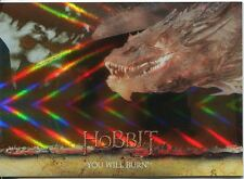 The Hobbit Desolation Of Smaug Parallel Foil Base Card #65