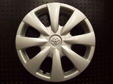 "OEM Toyota Corolla Hubcap Wheel Cover 09 10 11 2012 2013 15"" Silver Emb #61147"