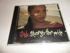 CD  Sade  ‎– Stronger Than Pride