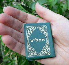 "2"" Jewish Hebrew Psalms Book Tehilim Tehillim Bible Hymns Kabbalah Judaica Charm"