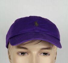 Polo Ralph Lauren Purple Green Pony Baseball Ball Cap Hat NWT