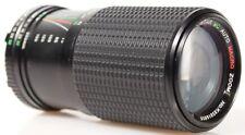 75-200MM F4.5 LENS W/ MACRO FOR MINOLTA MD