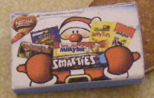 1:12 Scale Empty Smarties Selection Packet Dolls House Miniature Food Accessory