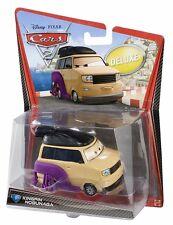 Disney Pixar Cars 2 Die Cast Deluxe #5 Kingpin Nobunaga  NEW
