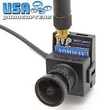 Aomway 700TVL CMOS HD Camera Built-In 200mW 5.8G Transmitter NTSC USA Shipping