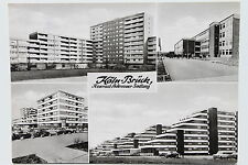 18669 AK Köln Brück Konrad Adenauer Siedlung Neubauten 60er Jahre