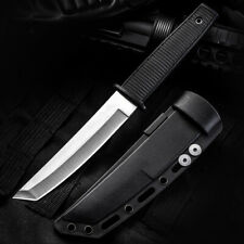 Multifunctional Fixed Tactical Survival Knife Hunting Camping High Hardness Tool