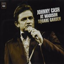 Johnny Cash - At Madison Square Garden (2002)  CD  NEW/SEALED  SPEEDYPOST
