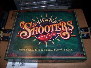 Open Looks New Sharp Shooters Board Game - Milton Bradley