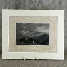 Antique (Pre - 1900) Realism Landscape Art Prints