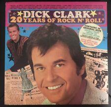 Dick Clark 20 Years Of Rock N Roll 1973 Otis Redding Melanie Rascals 2 LPs NM/M