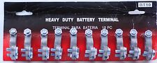 (10) Battery Terminal Ends Top Post