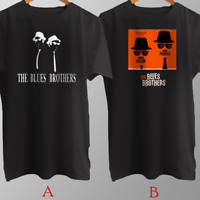 The Blues Brothers On a Mission From God Blues Duo T-Shirt Cotton Brand New