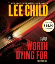 Jack Reacher: Worth Dying For No. 15 by Lee Child (2012, CD, Abridged) 5 cd set