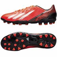 Adidas F30 TRX AG Men's Football Boots Studs Orange/White/Black (UK Size 11)