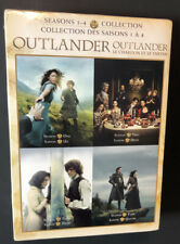 Outlander Collection [ Seasons 1-4 ] (DVD) NEW