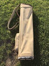 Vintage Golf Bag Canvas