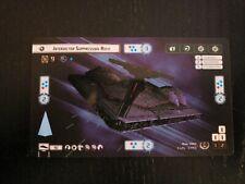 Star Wars Armada MC30c Torpedo Frigate Interdictor Suppression Refit Spot Gloss
