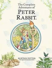 The Complete Adventures of Peter Rabbit by Beatrix Potter (Hardback, 2008)