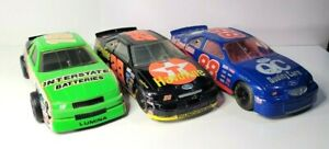 Racing Champions NASCAR Dale Jarrett Diecast Bundle 1/24 Scale Lot of 3 (Loose)