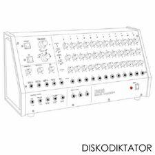 DISKODIKTATOR - THE WORLD ACCORDING TO DISKODIKTATO  CD NEU
