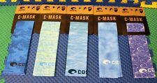 Costa C-Mask Neck Gaiter Size U Choose Your Color!