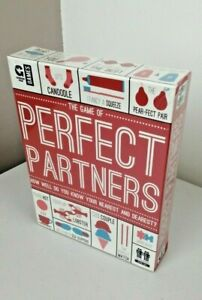 The Game of Perfect Partners by Ginger Fox Games. FUN GIFT IDEA. (NEW & SEALED)