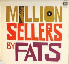 "FATS DOMINO ""MILLION SELLERS BY FATS"" LP 1967 IMPERIAL/ LIBERTY 12195"