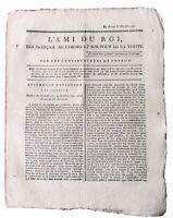 Révolte des esclaves 1791 Saint Domingue Massacre de la Glacière Trézioux Nantes