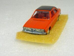 Schuco Modell 301862, Audi 80 GL, orangerot, 1/66, NEU&OVP