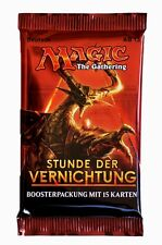 Stunde der Vernichtung Booster Pack deutsch - MtG Magic the Gathering TCG